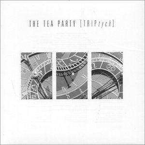 The Tea Party - Triptych CD (album) cover