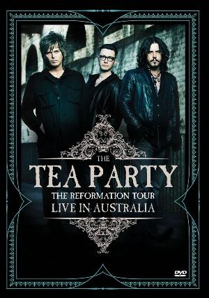The Tea Party - The Reformation Tour DVD (album) cover