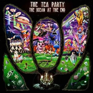 The Tea Party - The Ocean At The End CD (album) cover