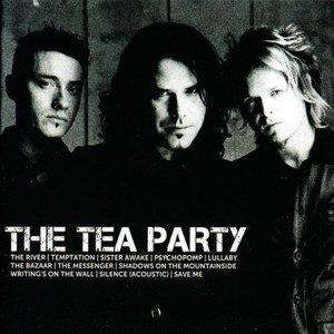 The Tea Party - Icon CD (album) cover