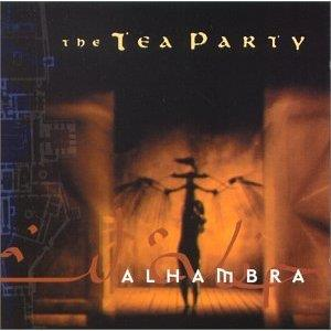 The Tea Party - Alhambra CD (album) cover