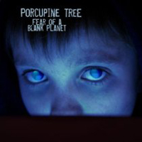 PORCUPINE TREE - Fear Of A Blank Planet CD album cover