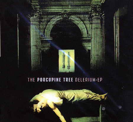 Porcupine Tree - Delerium Ep CD (album) cover