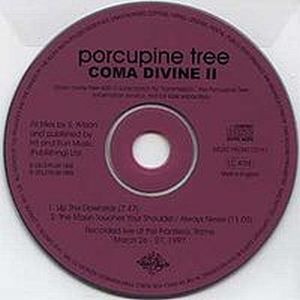 Porcupine Tree - Coma Divine Ii CD (album) cover