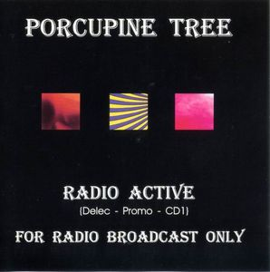 Porcupine Tree - Radioactive E. P. CD (album) cover