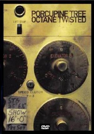 Porcupine Tree - Octane Twisted DVD (album) cover