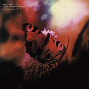 Porcupine Tree - Yellow Hedgerow Dreamscape (archive Material 1984-91) CD (album) cover