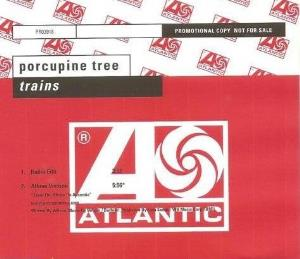 Porcupine Tree - Trains CD (album) cover