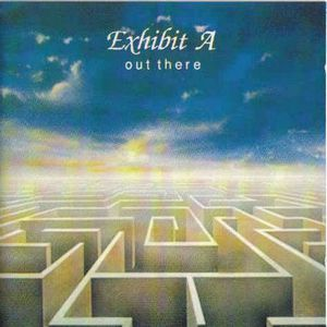 Exhibit A - Out There CD (album) cover