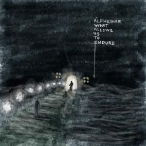 Alfheimr - What Allows Us To Endure CD (album) cover