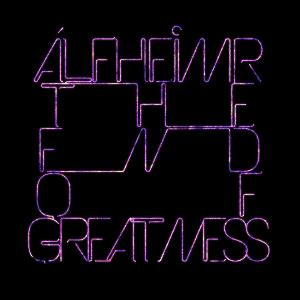 Alfheimr - The End Of Greatness CD (album) cover