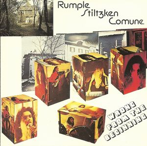 Rumple Stiltzken Comune - Wrong From The Beginning CD (album) cover