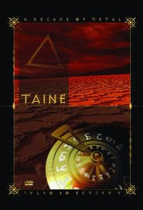 Taine - A Decade Of Metal DVD (album) cover