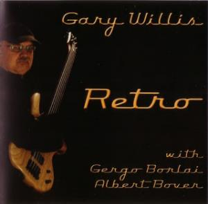 Gary Willis - Retro CD (album) cover