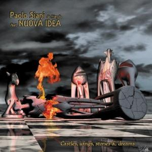 Paolo Siani & Friends Feat. Nuova Idea - Castles, Wings, Stories & Dreams CD (album) cover