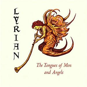 Lyrian - The Tongues Of Men And Angels CD (album) cover