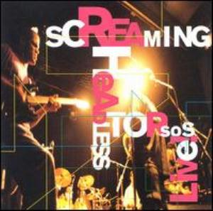 Screaming Headless Torsos - Live In Nyc CD (album) cover