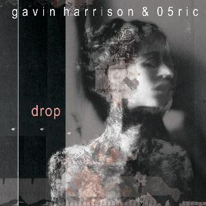 GAVIN HARRISON & 05RIC - Drop CD album cover