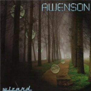 Awenson - Wizard CD (album) cover