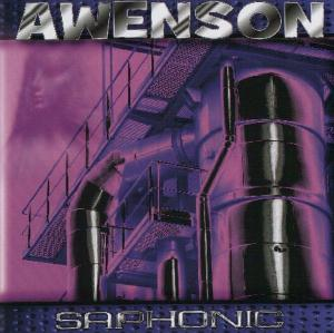 Awenson - Saphonic CD (album) cover
