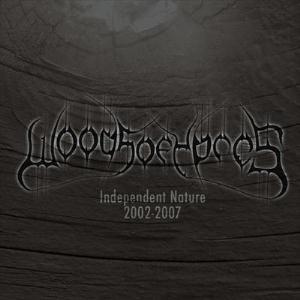 Woods Of Ypress - Independent Nature 2002-2007 CD (album) cover