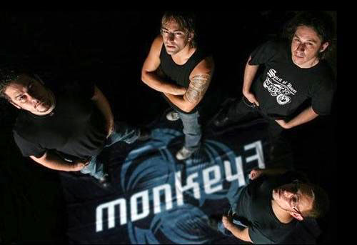 MONKEY3 image groupe band picture