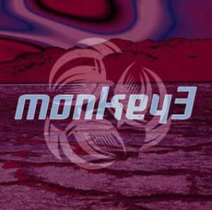 Monkey3 - Monkey3 CD (album) cover