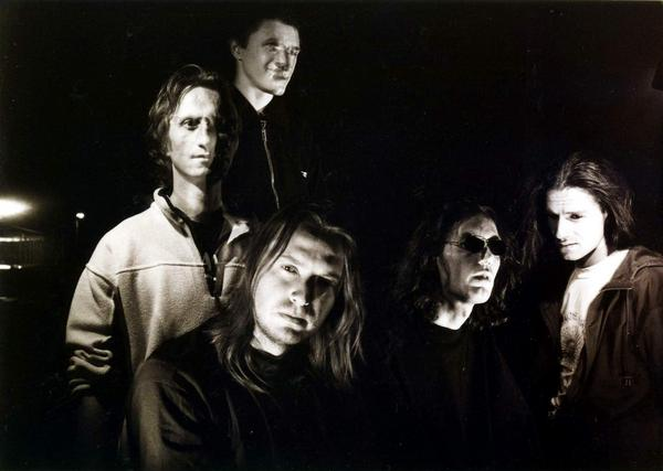 SEVENTH EVIDENCE image groupe band picture