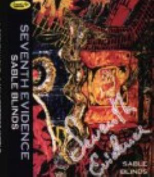 Seventh Evidence - Sable Blinds CD (album) cover