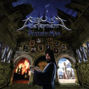 REQUIEM AETERNAM - Destiny-man CD album cover