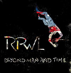 Rpwl - Beyond Man And Time CD (album) cover