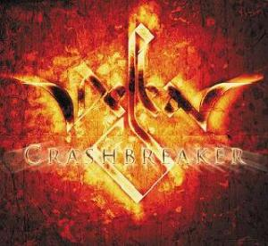 Delta - Crashbreaker CD (album) cover