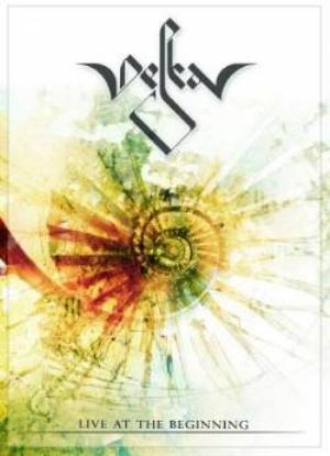 Delta - Live At The Beginning DVD (album) cover