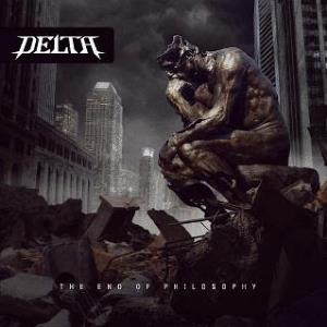 Delta - The End Of Philosophy CD (album) cover
