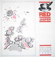 Red Jasper - Englands Green & Pleasant Land ? CD (album) cover