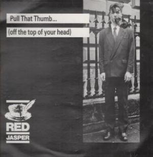 RED JASPER - Pull That Thumb (off The Top Of Your Head) (ep) CD album cover