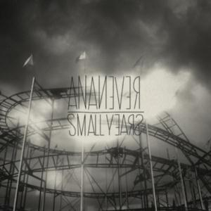 Ana Never - Small Years CD (album) cover
