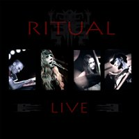 Ritual - Live CD (album) cover