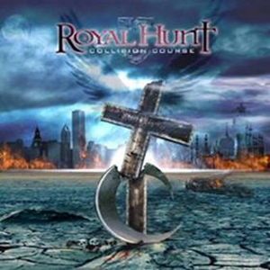 Royal Hunt - Collision Course... Paradox 2 CD (album) cover