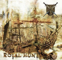 Royal Hunt X CD album cover