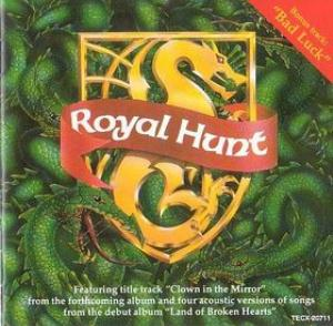 Royal Hunt - The Maxi Ep CD (album) cover