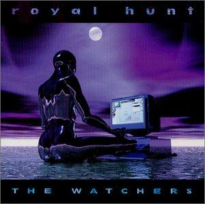 Royal Hunt - The Watchers CD (album) cover