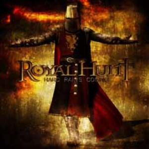Royal Hunt - Hard Rain's Coming CD (album) cover