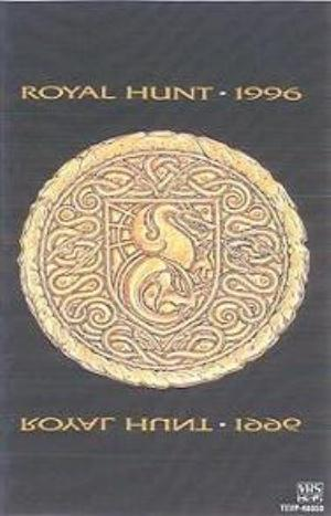 Royal Hunt - 1996 DVD (album) cover