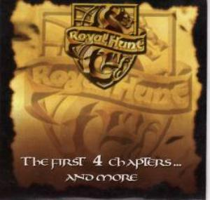 Royal Hunt - The First 4 Chapters... And More CD (album) cover