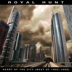 Royal Hunt - Heart Of The City CD (album) cover