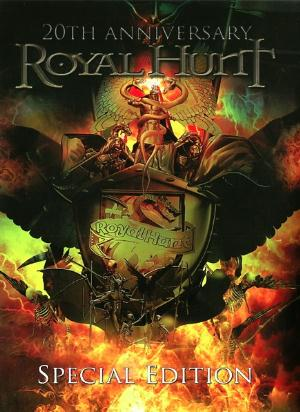 Royal Hunt - 20th Anniversary - Special Edition (3cd+dvd) CD (album) cover