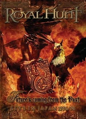 Royal Hunt - Future's Coming From The Past - Live In Japan 1996/98 DVD (album) cover