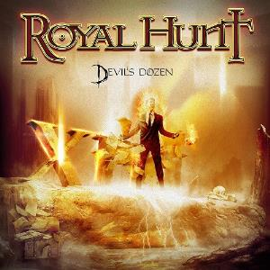 Royal Hunt - Devil's Dozen CD (album) cover