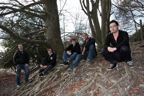 CYCLAMEN image groupe band picture